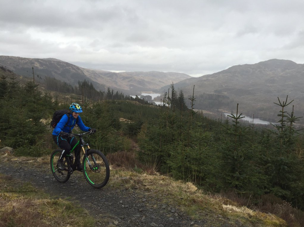 7stanes-glentrool mountain biking
