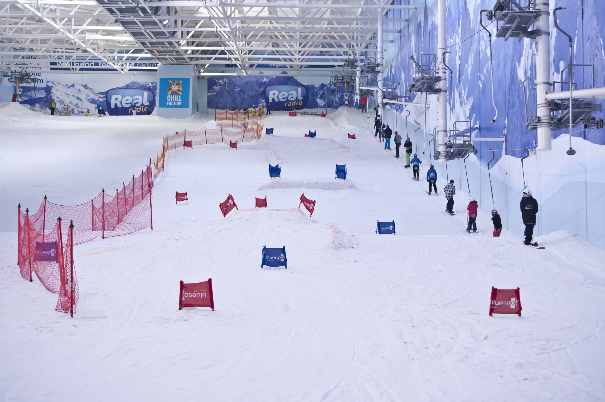 Chill Factore Skiiing and Snowboarding