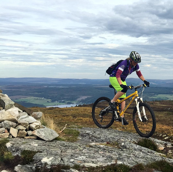 abriachan mountain biking