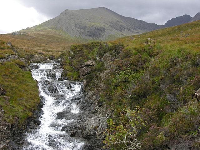 allt-a-choire-ghreadaidh wild swimming scotland