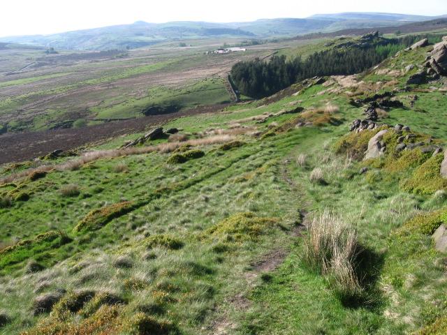 baldstones climbing derbyshire