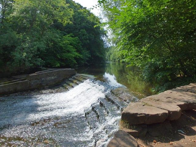 bothal-weir wild swimming northumberland