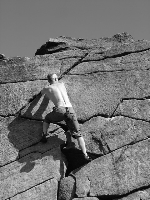 burbage-south climbing south yorkshire