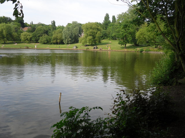 hampstead-ponds wild swimming london
