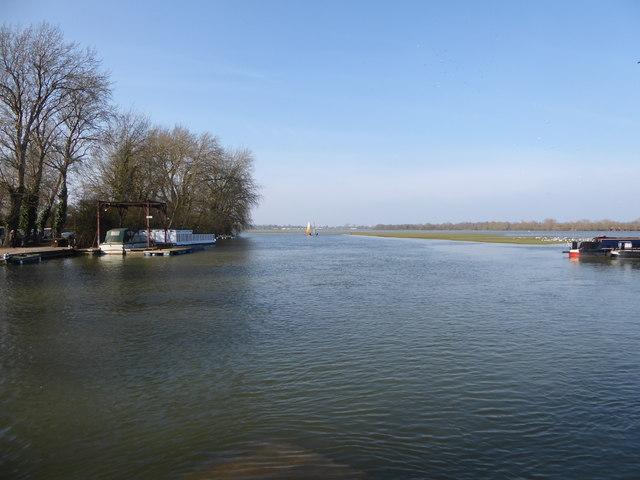 port-meadow wild swimming oxfordshire