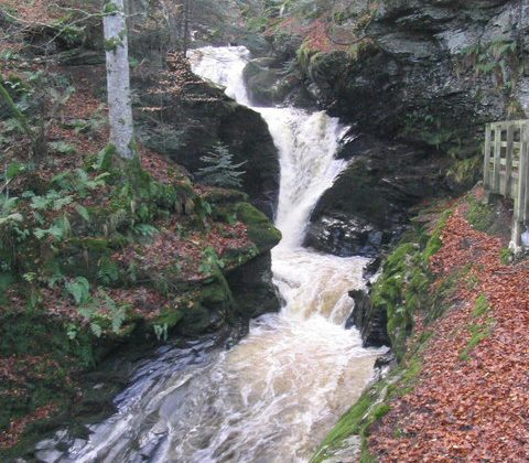 Perth And Kinross, Canyoning