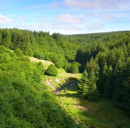Snowdonia, Canyoning