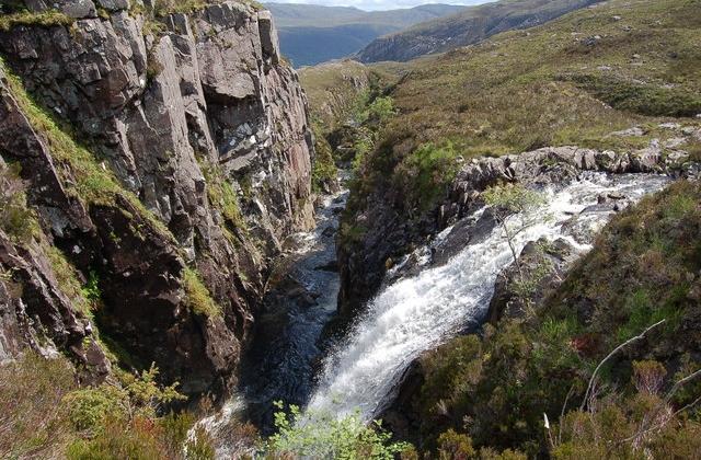 Highlands, Canyoning