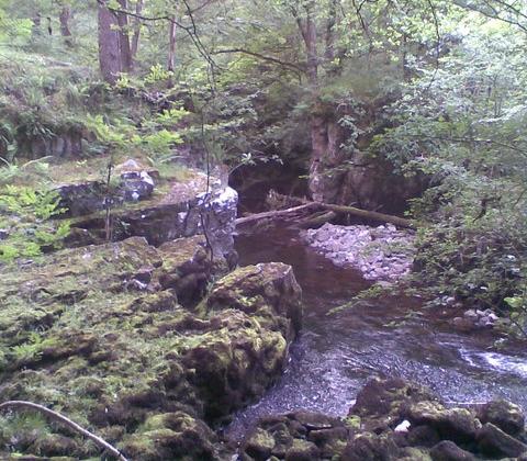 Brecon Beacons, Canyoning