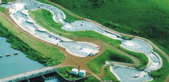 Nene White Water Centre